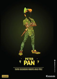 Peter Pan - Teatro Roberto Arias Pérez on Behance