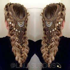 Hair Jewelry Knitting Styles with Hair Accessories, Pretty Hairstyles, Braided Hairstyles, Wedding Hairstyles, Crazy Hairstyles, Formal Hairstyles, Fantasy Hairstyles, Hot Haircuts, Romantic Hairstyles, Hairstyle Men