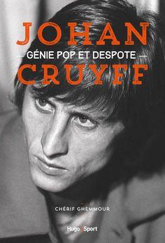 JOHAN CRUYFF Génie pop et despote sold to Russia (EKSMO)