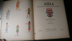 Story of Aida, Verdi's Greatest Opera, Metropolitan Opera Guild Edition