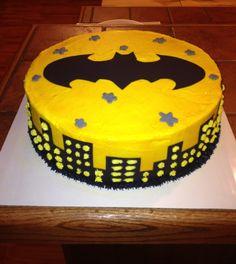 Thinking about making Lex's 3rd birthday Batman theme! :) he loves Batman!