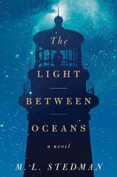 The light between oceans by M.L. Stedman. Moving his young bride to an isolated lighthouse home on Australia's Janus Rock where the couple suffers miscarriages and a stillbirth, Tom allows his wife to claim an infant who has washed up on the shore only to witness a rift in their marriage that is further complicated by a search by the baby's desperate mother.