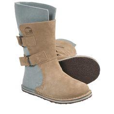 Sorel Chipahko Felt Boots (For Youth)