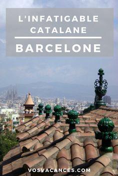 Un voyage à Barcelone ça vous dit? La Rambla de Catalunya,  le marché de san Josep la Boqueria, le parc Güell ou bien la Sagrada Familia vous attendent. Gaudí vous transportera dans milles coins de Barcelone.
