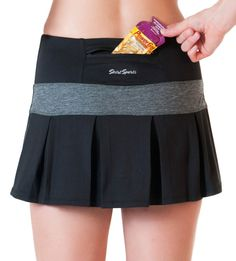 Athletic Skirt by Albion Fit Goldilocks Events Cycling Tennis