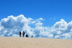 Itaunas Sand Dune, Brazil