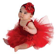 Ladybug Baby Tuti Dress