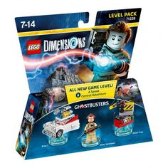 Lego 71228 Level Pack Lego Dimensions W3: Ghostbusters