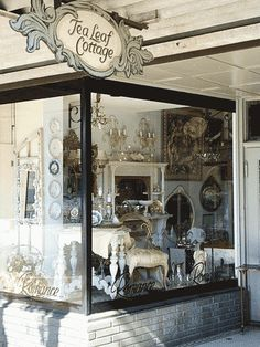 Tea Leaf Cottage in Orange, California..oh, how I miss this place! So says previous pinner