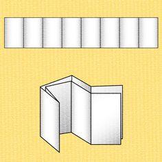15 Brochure Fold Types