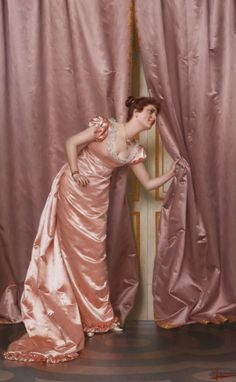 Vittorio Reggianini Eavesdropping print for sale. Shop for Vittorio Reggianini Eavesdropping painting and frame at discount price, ships in 24 hours. Cheap price prints end soon.