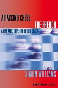 Attacking chess: the french: a #dynamic #repertoire for #black (everyman chess se,  View more on the LINK: http://www.zeppy.io/product/gb/2/351738834442/