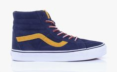 "Vans ""Color Pop"" Fresh Kicks, Sneaker Boots, Vans Sk8, Vans Shoes, Color Pop, High Top Sneakers, Valentino, My Style, Clothes"