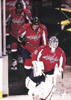 af44fbbe345 Washington Capitals  Braden Holtby