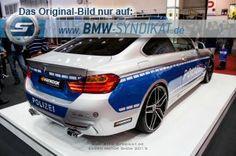 Essen Motor Show 2013: BMW 4er 428i Coupé (F32) bei TUNE IT! SAFE!