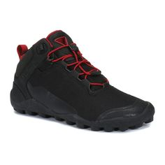 Vivobarefoot-Hiker Soft Ground Women Black