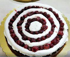 Tort Szwarcwaldzki z Wiśniami Birthday Cake, Pie, Food, Heaven, Recipes, Torte, Birthday Cakes, Tart, Fruit Cakes