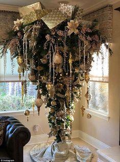 upside down christmas tree | Upside down christmas tree ...