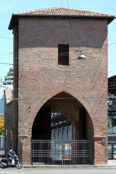 Porta Mascarella, Bologna