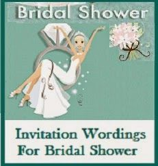 Sample Invitation Wordings For Bridal Shower/ Bridal Shower Invitation Wordings/ What To Write In A Bridal Shower Card, bridal shower invites, bridal shower invitation messages, bridal shower invitation card wordings Bridal Shower Cake Sayings, Bridal Shower Invitation Wording, Bridal Shower Cards, Dear Daughter, Classic Cake, Girly Gifts, Travel Themes, Shower Cakes, Shower Party