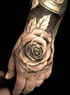 Realism Flowers Tattoo by Niki Norberg - http://worldtattoosgallery.com/realism-flowers-tattoo-by-niki-norberg-3/