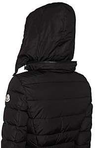 93658fef1c7f Moncler Women s Flammette Down-Quilted Coat - Black  Flammette Women Moncler