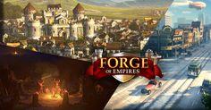 Gioco online gratuito di strategia - Forge of Empires