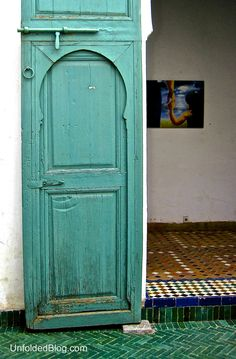 Tranquil Colors of Morocco, Naturally Found In Chalk Paint®!