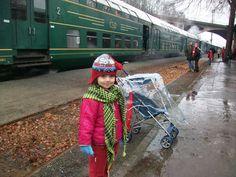 Matilde y el tren de vapor