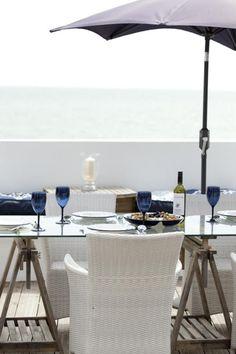 Coastal Style: Mediterranean Blue