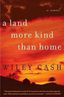 """Carolyn's Pick: Wiley Cash is following right in the footsteps of Ron Rash. Play Lucinda Williams's """"Get Right with God"""" while you read this. #reading"""