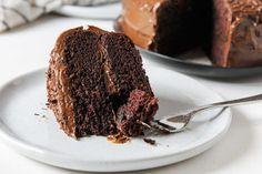 Gluten-Free Chocolate Cake Recipe by @draxe