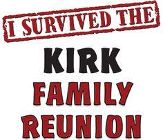 Kirk Surname