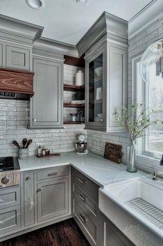 Small Kitchen Remodel Ideas » aesthetecurator.com