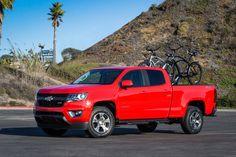 2015 Chevrolet Colorado - North American Market | GM Authority