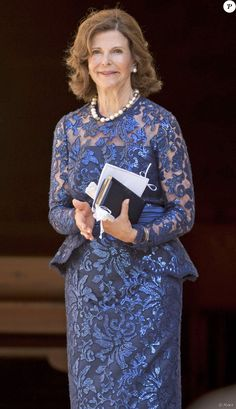 Beautiful Queen Silvia