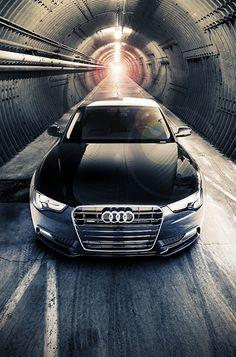 Super pretty Audi A5.
