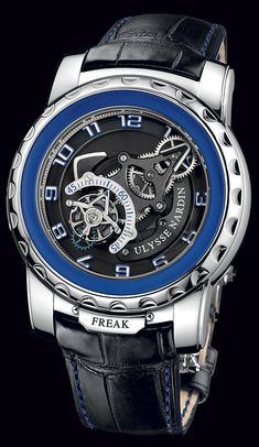 2080-115/02 - Freak - Exceptional - Welcome to the Ulysse Nardin collection…