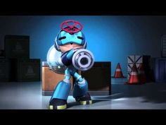 "▶ ""Mighty No.9: The Animated Series"" Official Teaser - YouTube"