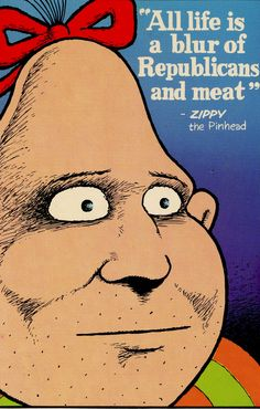 32 best zippy the pinhead images on pinterest altered books book