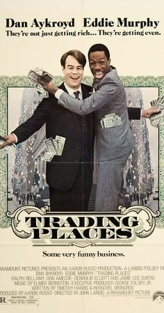 Trading Places (1983) Quotes on IMDb: Memorable quotes and exchanges from movies, TV series and more...