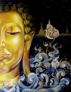 """To cease from all evil, to cultivate good, to purify one's mind. This is the teach- ing of all the Buddhas."" Verse : 183 Dhammapada"