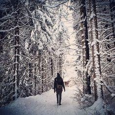 【beer_lovers_travelers】さんのInstagramをピンしています。 《-10℃ walk❄️ #whitewinter #winter #wintertime #winterwalk #snow #snowday #forest #nature #landscape #journey #trip #relaxday #slowlife #coolday #alps #austria  #❄️ #冬 #景色 #森 #散歩 #旅 #寒い  #自然 #冷  #schnee #wald #österreich #alpen》
