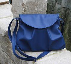 Kabelky - taška Astrid modrá -