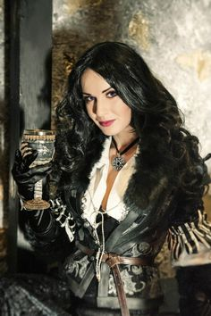 Character: Yennefer of Vengerberg / From: CD Projekt RED's 'The Witcher' Video…