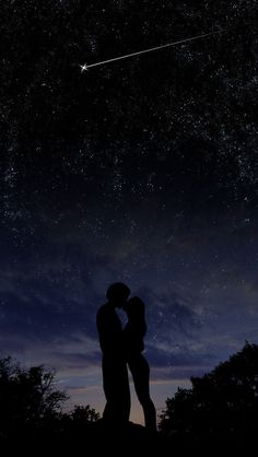✨ I wanna go back and see all the falling stars that night was the best night of my life. The look in your eyes was magical.