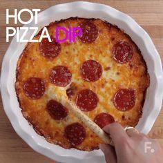 Hot Pizza Dip                                                                                                                                                                                 More