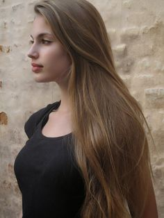 Mousy blonde Brown Hair with natural highlights created with honey ...