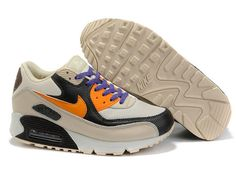 309299 200 Nike Air Max 90 ACG Velvet Brown Circuit Orange AMFM0644