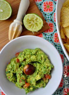 Simply Delicious Guacamole